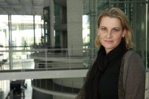 Heike Kötz, Netzwerk gegen Menschenhandel e.V. (Kassiererin)